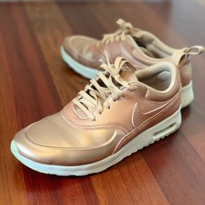 Nike Air Max Thea SE Women's Rose Gold Shoes